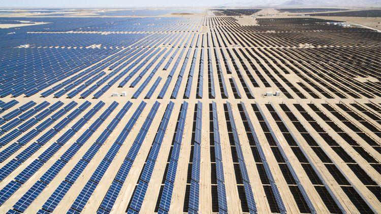 Güneş Enerji Santralleri - Güneş Enerji Çiftliği